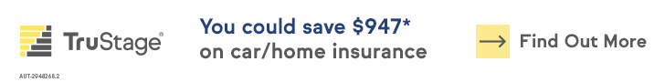 You could save $842* on car/home insurance