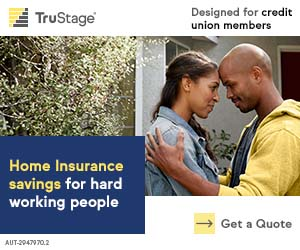 TruStage Insurance Agency. Home insurance savings for hard working people.
