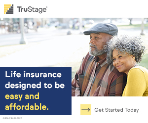 TruStage insurance agency. Life insurance can be easy and affordable.