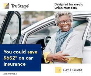 You could save up to $586* on car insurance.  Get a quote. TruStage Insurance Agency